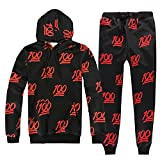 Soccer Girls' Sports Tracksuits & Sweatsuits