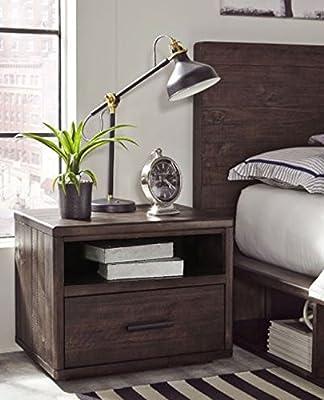 Modus Furniture AKK183 Mckinney Mirror, Espresso Pine
