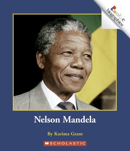 Nelson Mandela (Rookie Biographies)