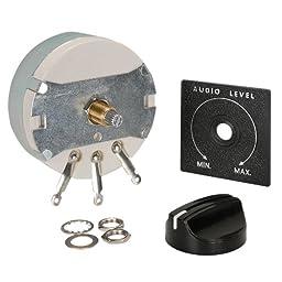 Parts Express Speaker L-Pad Attenuator 100W Mono 3/8\