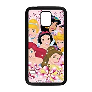 Disney cartoon princesses Cell Phone Case for Samsung Galaxy S5