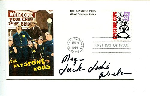 Leslie Nielsen Airplane! Naked Gun Signed Autograph FDC (Fdc Airplanes)
