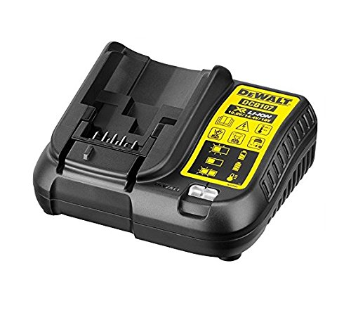 DeWALT DCB107 12V/20V MAX Lithium Ion Charger (Bulk Packed) (Dewalt 12 Volt Lithium Battery)