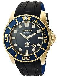 Invicta Men's 20203 Pro Diver Analog Display Automatic Self Wind Black Watch