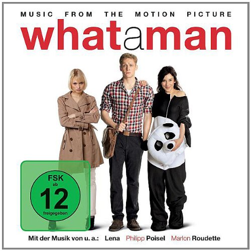 - What A Man / Deluxe Edit. O.S.T.
