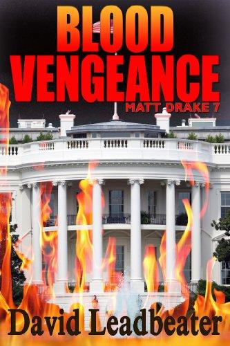 """""""Blood Vengeance (Matt Drake Book 7)"""" av David Leadbeater"""