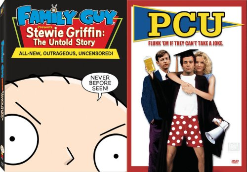 Family Guy Presents: Stewie Griffin - The Untold Story USA DVD