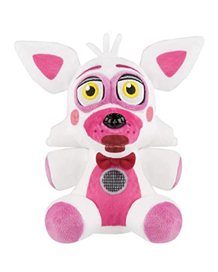 Funko 8736 Five Nights at Freddys Funtime Foxy Plush, 6-Inch: Amazon.es: Juguetes y juegos