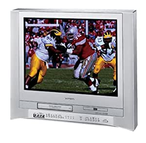 toshiba mw20fn1 20 inch flat screen tv dvd vcr combo electronics. Black Bedroom Furniture Sets. Home Design Ideas