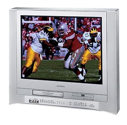 Toshiba MW20FN1 20 Inch Flat Screen TV DVD VCR Combo
