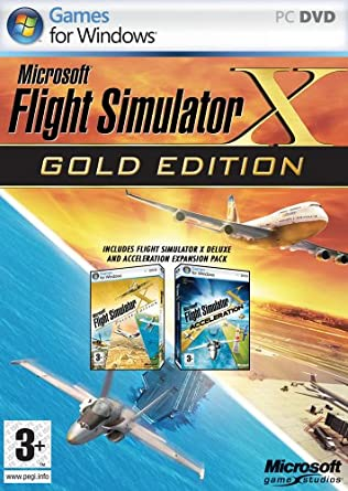 Flight Simulator X - Gold Edition (PC): Flight Simulator X