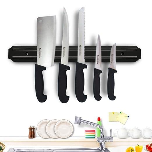 Compra Fuerza magnética cuchillo de cocina de acero ...