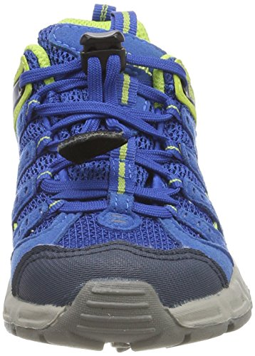 Low Hiking Blue Shoes Ozean Unisex Junior Kids' Respond Meindl 73 Rise Lemon OqITU