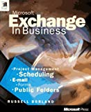 Microsoft Exchange 5.0 in Business, Russell Borland, 1572312181