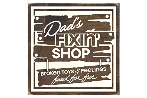 Sign - Dad's Fixin Shop