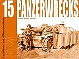 img - for Panzerwrecks 15: German Armour 1944-45 book / textbook / text book