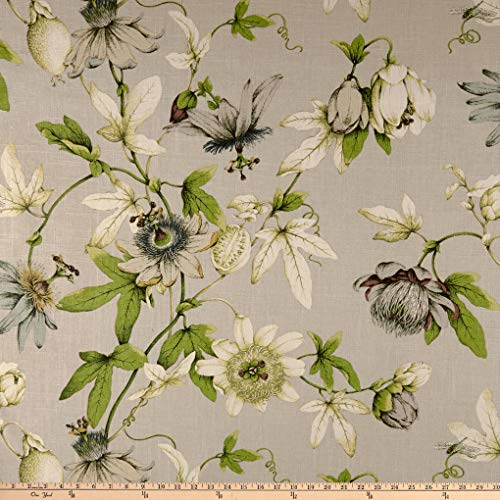 P Kaufmann Country Cottage Linen Fabric, Dove, Fabric, used for sale  Delivered anywhere in USA