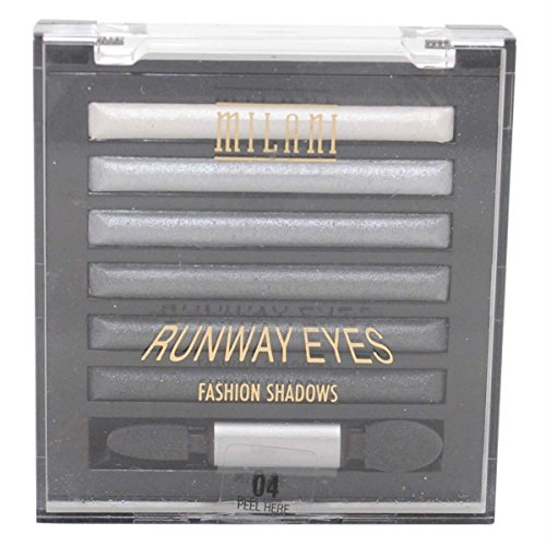 Milani Runway Eyes Fashion Eyeshadow, Backstage Basics