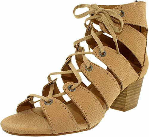 Lucky Brand Women's Genevie Bisque 1 Sandal 10 M by Lucky Brand