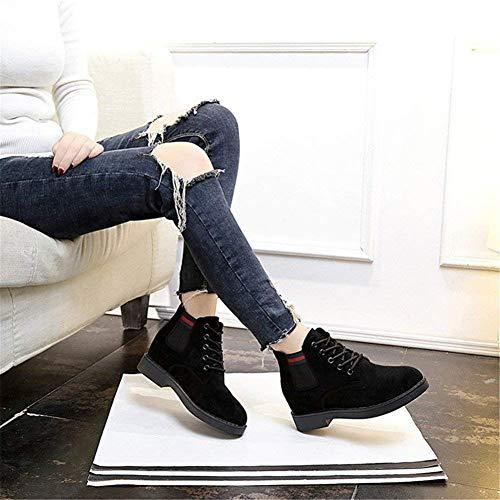 Top S Women' Bottom Eu 35 Deed Large Donne Ups 's Flat Lace Casual Shoes 6xnZvXqwz