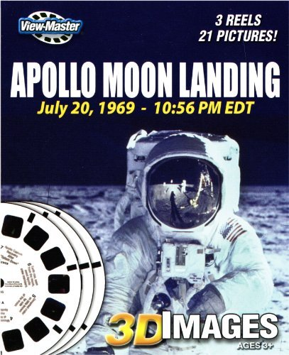 View Master: Apollo Moon Landing by View Master (Image #1)