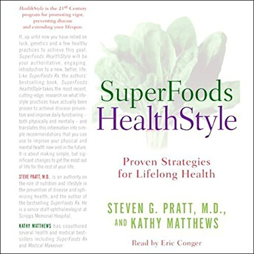 SuperFoods Audio Collection: SuperFoods HealthStyle & SuperFoods Rx by HarperAudio