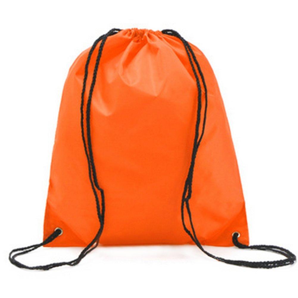 Da.Wa Mochila Saco o de Cuerdas Impermeable del Lazo del Ocio Mochila de Viaje del Bolso Deportes/Gimnasio Bolsas(Azul)