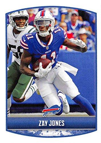 2018 Panini NFL Stickers Collection #28 Zay Jones Buffalo Bills Official Football Sticker