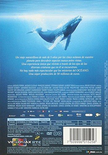 Oceans [*Ntsc/region 1 & 4 Dvd. Import-Latin America] No English Options - Mexico
