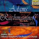 Adams: Harmonium / Rachmaninov: The Bells