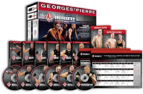 Rushfit Georges St-Pierre 8 Week Ultimate Home Training (Womens Health Train)