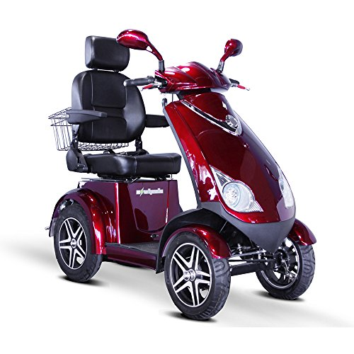 4-Wheel Senior Scooter