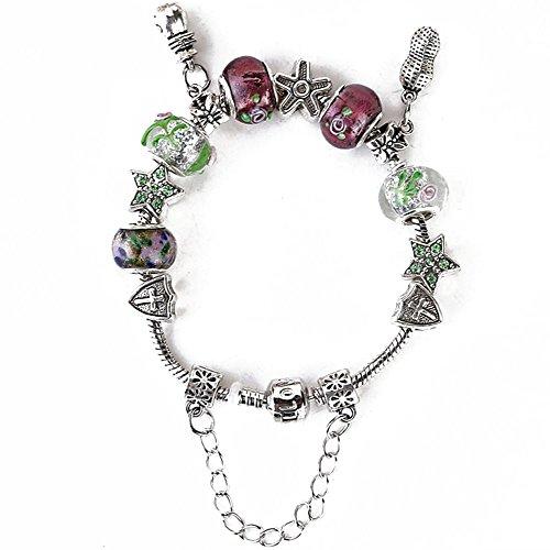Starry Night Coloured Religious Bracelet product image