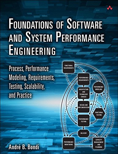 Download Foundations of Software and System Performance Engineering: Process, Performance Modeling, Requirements, Testing, Scalability, and Practice Pdf