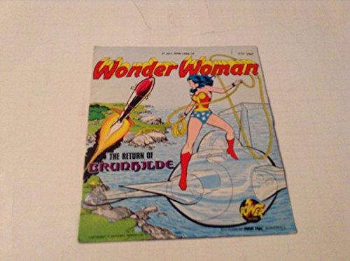 Wonder Woman Vinyl - 9
