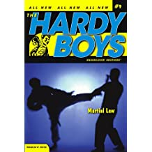 Martial Law (Hardy Boys (All New) Undercover Brothers Book 9)