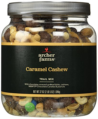 Archer Farms Caramel Cashew Trail Mix - 37 oz