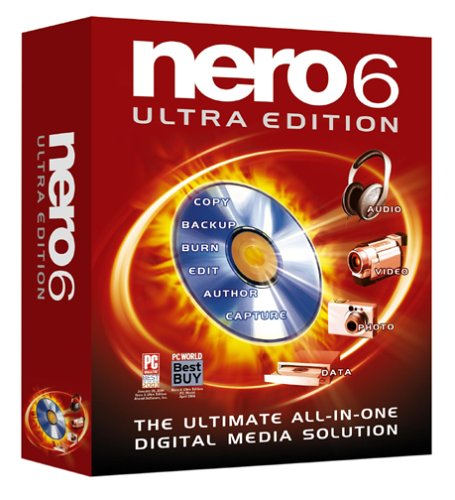 nero 6 ultra edition 64 bit
