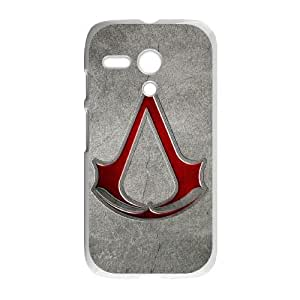 Motorola Moto G Phone Case White Assassin's Creed TYTH3779589