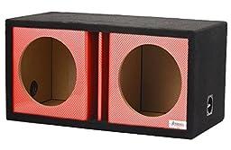 Atrend 15DVR - Red Carbon Fiber Dual 15\