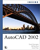 img - for Inside AutoCAD 2002 book / textbook / text book