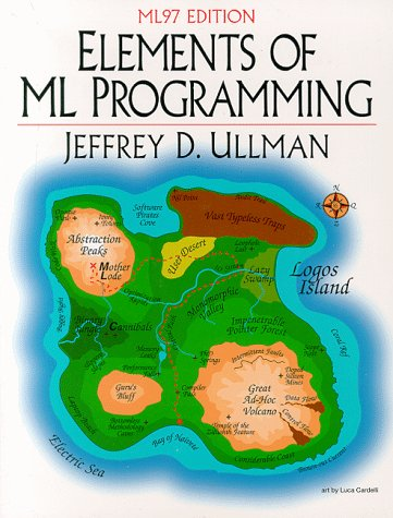 Elements of ML Programming, ML97 Edition (2nd Edition) by Pearson