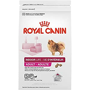 Royal Canin Lifestyle  Health Nutrition Indoor Life Small Dog Adult dry dog food, 2.5-Pound