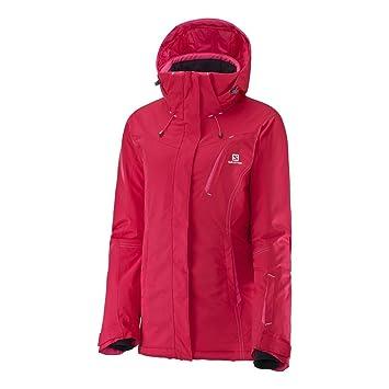 Esquí para Mujer Chaqueta Enduro, mujer, color rosa - rosa, tamaño M