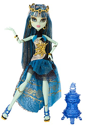 Monster High 13 Wishes Haunt the Casbah Frankie