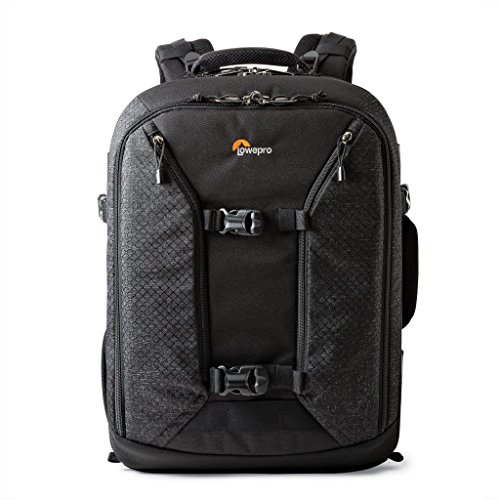 - Lowepro Pro Runner BP 450 AW II DSLR Camera Backpack Case (Black)