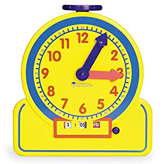 Learning Resources (LER2994) Primary Time Teacher Jr. 12 Hour