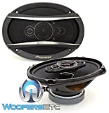 "Pioneer TS-A6996S 6""x9"" Series 6 Inch X 9 Inch 650W 5-Way Coaxial Car Stereo Speakers - (2 Speakers)"