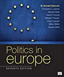 img - for Politics in Europe (Seventh Edition) book / textbook / text book