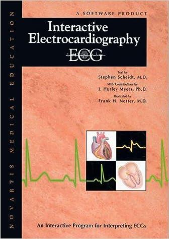 Gratis bøger om elektronik download Interactive Electrocardiography (CD-ROM for Windows & Macintosh) PDF MOBI 0914168584
